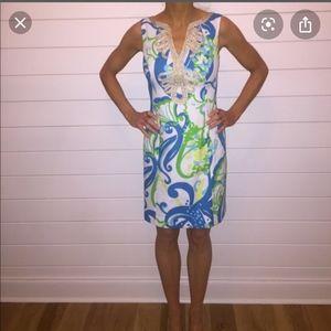 Lilly Pulitzer Size 0 Janice Dress